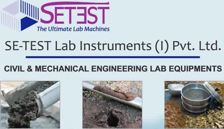 Civil Testing Lab Equipment Manufacturer Catalogue