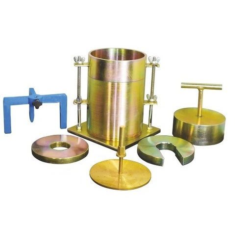 California Bearing Ratio Apparatus(Astm standard Mould)