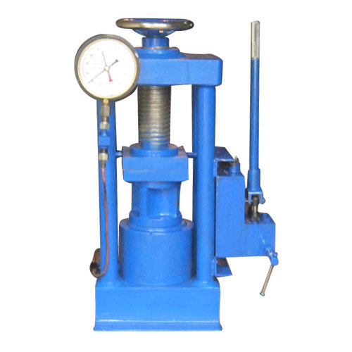 Compression Testing Machine Hand operated Pillar Type