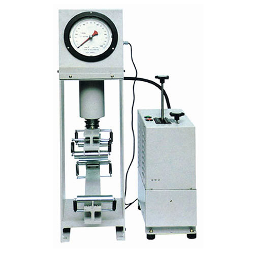 Flexure Testing Machine Hand Operated Power Pack Type