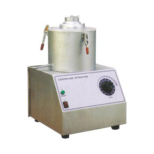 Centrifuge Extractor Motorised