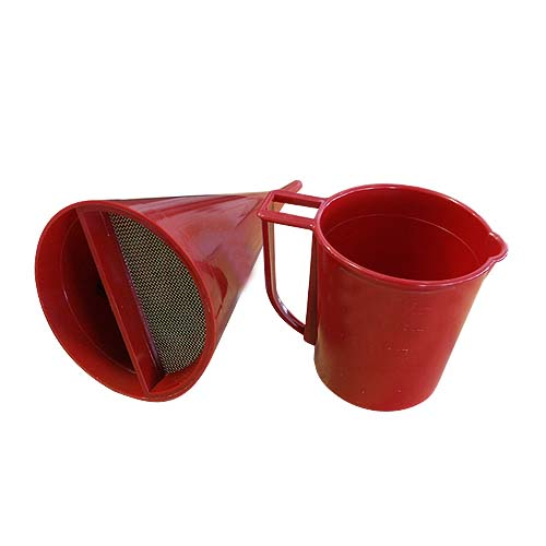 marsh funnel with measuring cup manufacturers