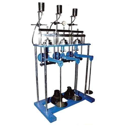 Consolidation Apparatus (Three Gang Model)