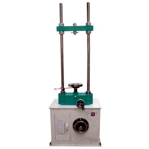 Laboratory California Bearing Ratio Apparatus Motorised (12 Speed Load Frame)