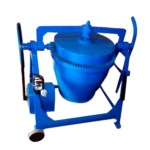 Laboratory Concrete Mixer (Drum Type)