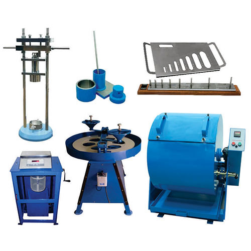 Strength of Material Testing Lab Equipments