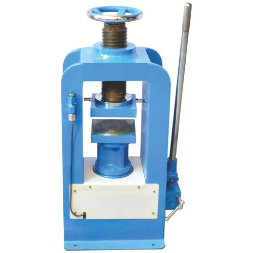 Compression Testing Machine Hand Operated (Channel Type)