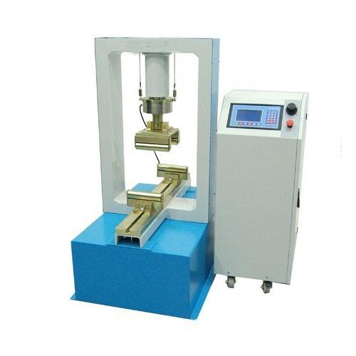 Fully Automatic Flexure Testing Machine