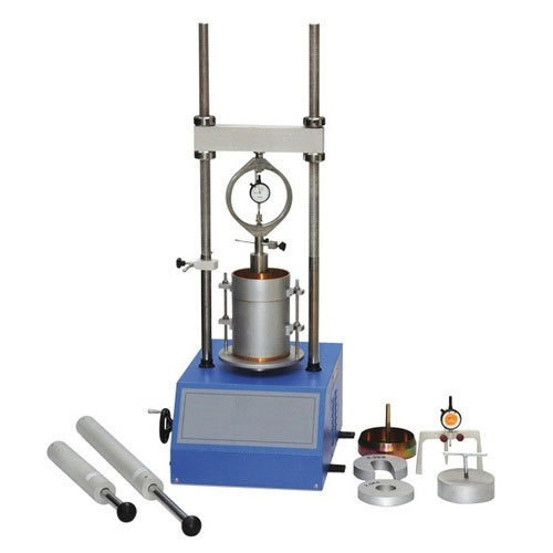 Laboratory California Bearing Ratio Apparatus,Motorised
