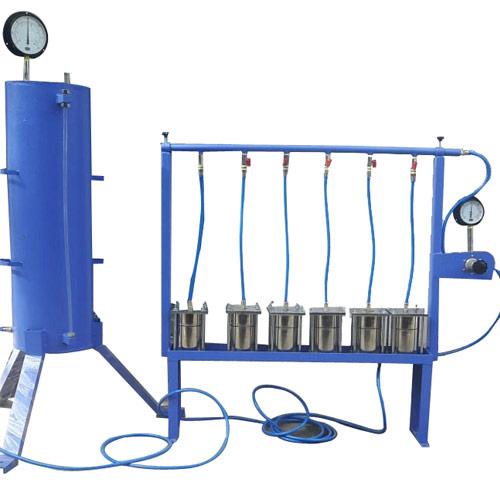 Permeability Apparatus Six Cell Model