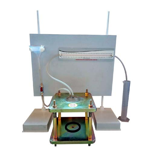 Initial Surface Absorption Test Apparatus