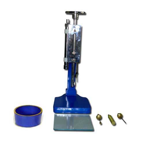 Vicat Needle Apparatus With Dashpot Manufacturers