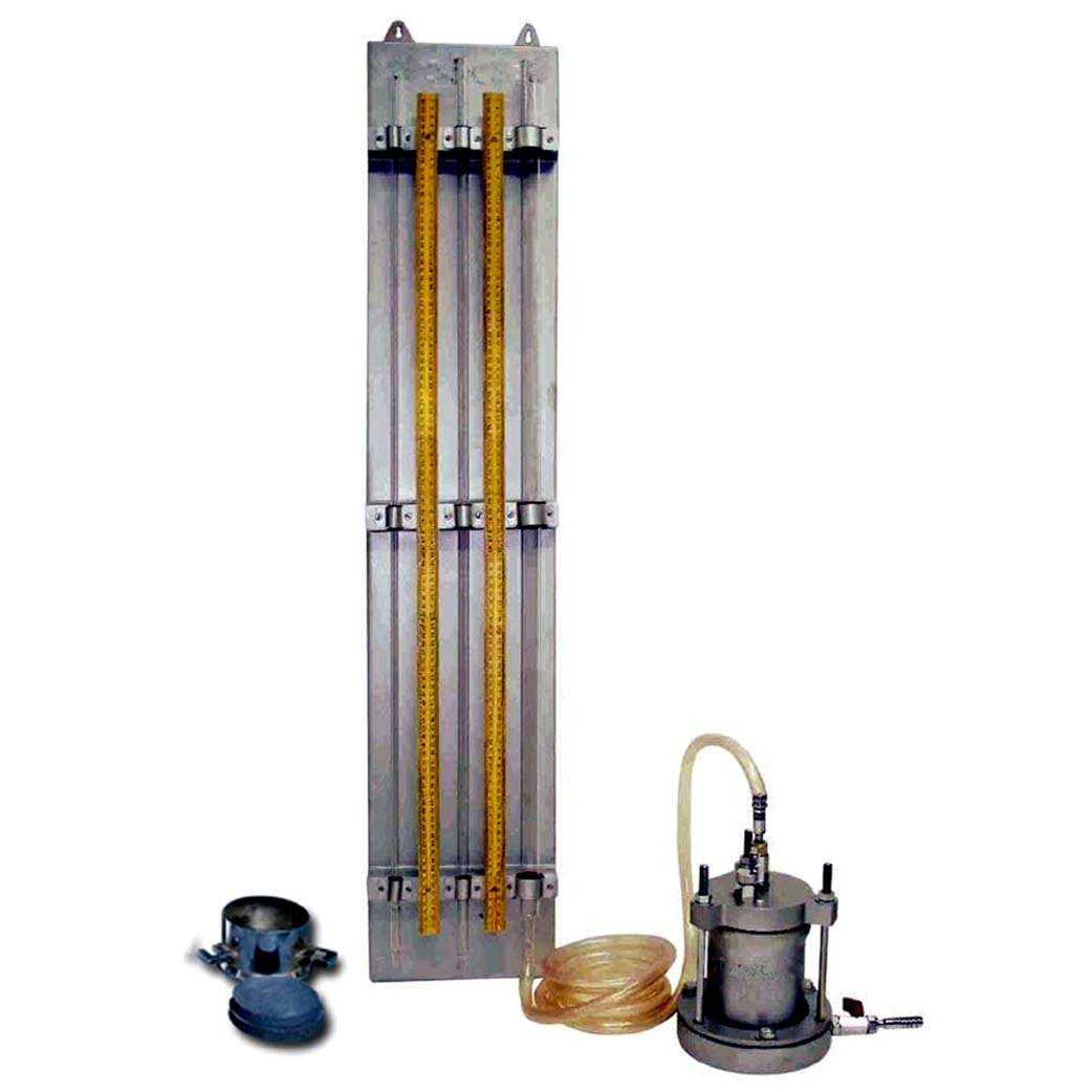 Permeability Test Apparatus Falling Head