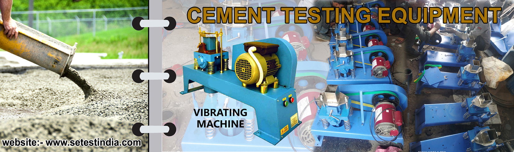 Civil Engineering Lab Equipment Manufacturers