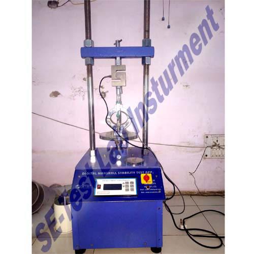 Bitumen and Ashphalt Testing Lab Equipment