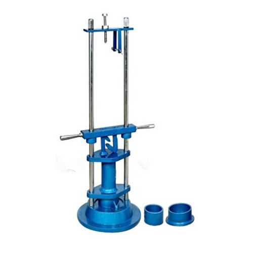 AGGREGATE IMPACT TESTER WITH BLOW COUNTER