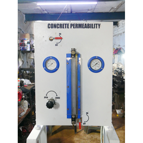 Concrete Permeability Apparatus Single Cell Model